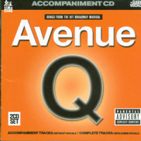 Avenue Q  2 Disc Karaoke CD